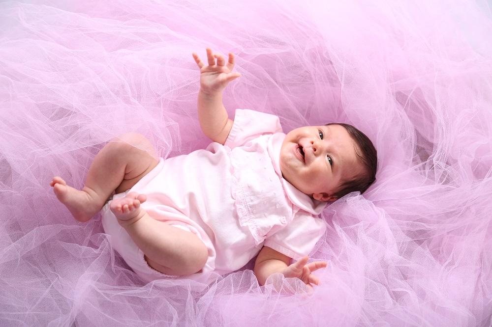 servizio fotografico bambina neonata foto bordignon nove