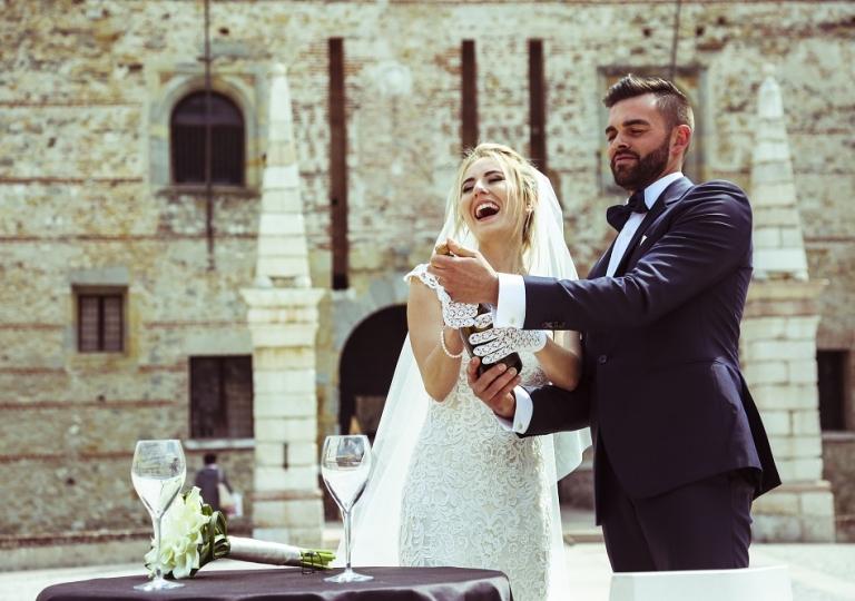 fotografo marostica vicenza per matrimoni