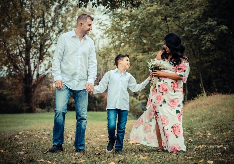 foto bordignon aspettando in famiglia